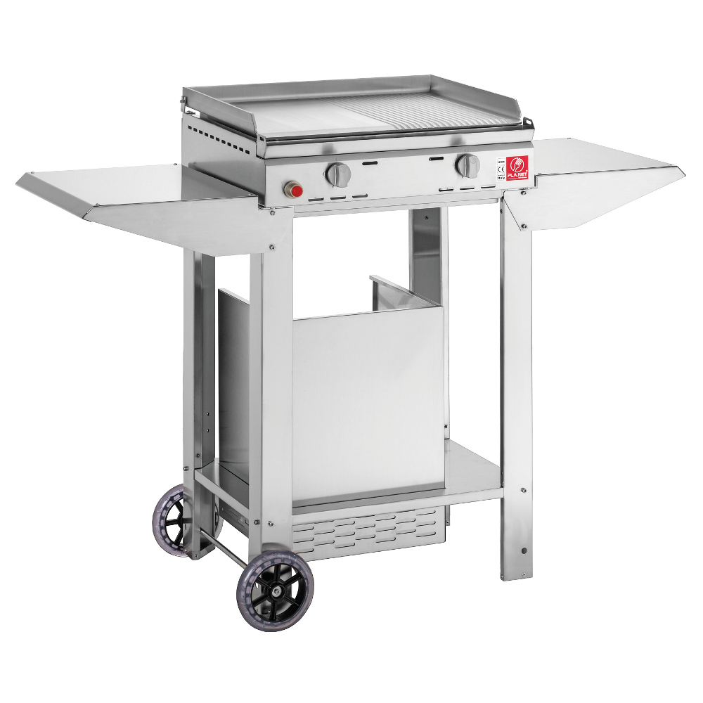 BARBECUE INOX PLANET