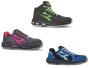 calzature da lavoro Upower Val di Non